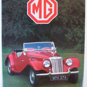 Classic MG, The