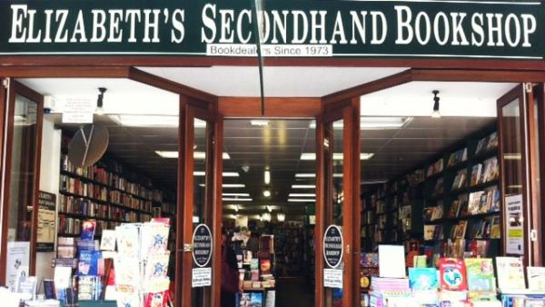Elizabeths Bookshop - South Tce. Fremantle WA