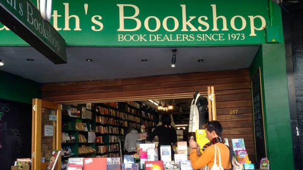 Elizabeths Bookshop - King St. Newtown NSW