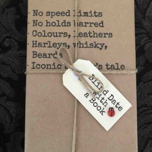 BLIND DATE WITH A BOOK: No speed limits
